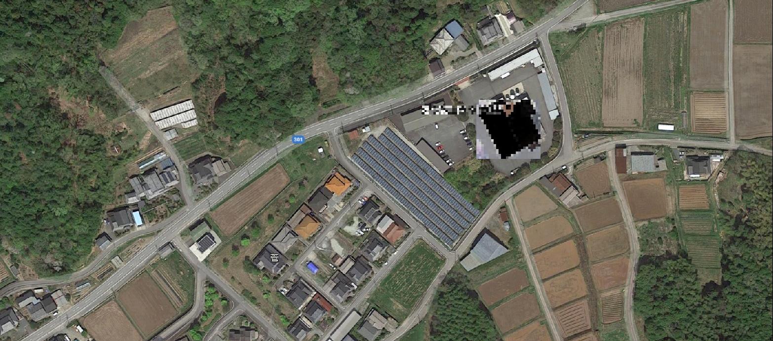 兵庫県篠山市 太陽光【売電中】